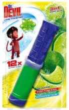 WC point blok Dr. Devil 3in1, Lime twister