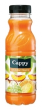 Nápoj Cappy nektar 50 %, multivitamín, 330 ml, 12 ks