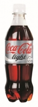 Nápoj Coca-Cola light 0,5 l, 12 ks
