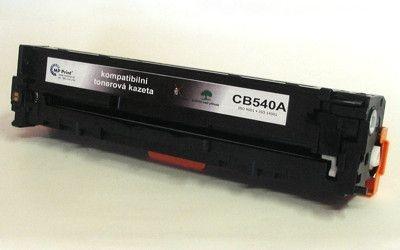 Toner MP Print HP CB540A pro HP CLJ CP1215/ 151x, černý