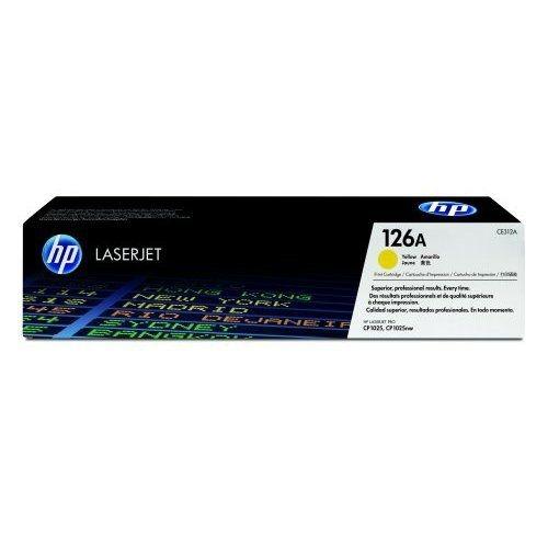 Toner HP CE312A pro HP CLJ CP1025, yellow