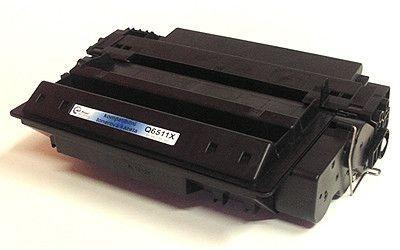 Toner MP Print HP Q6511X pro HP LJ 24xx, 12 000 stran