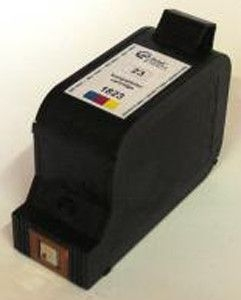 Cartridge MP Print HP C1823D tříbarevná, No 23, 640 stran