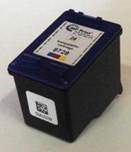 Cartridge MP Print HP C8728A tříbarevná, No 28, 8 ml