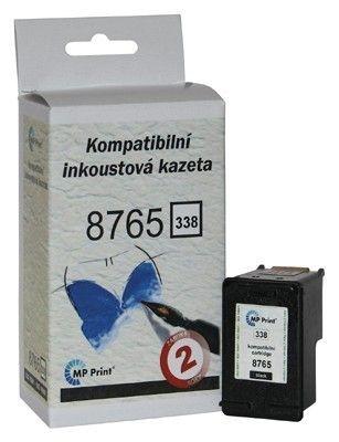 Cartridge MP Print HP C8765E, černá No 338, 450 stran