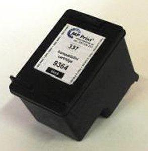 Cartridge MP Print HP C9364EE černá, No. 337, 400 stran