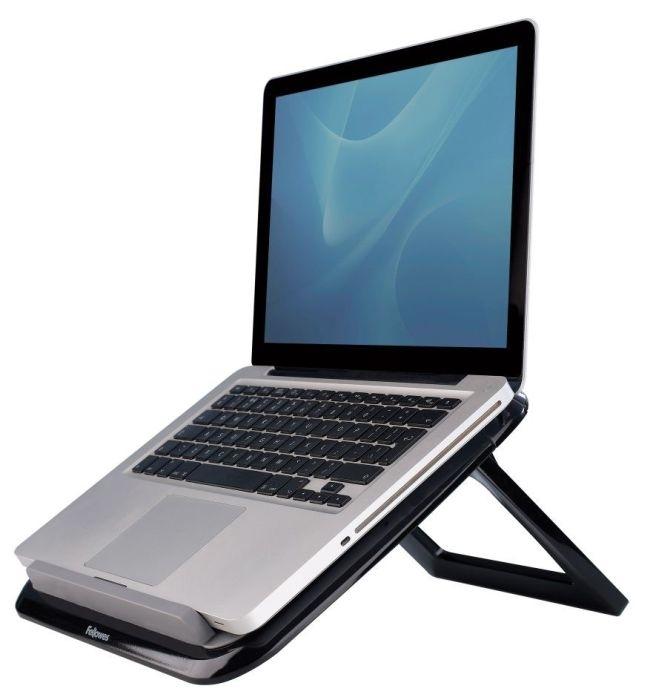 Podstavec pod notebook Quick Lift I-Spire, černý