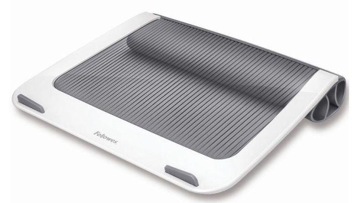 Podstavec mobilní pod notebook I-Spire, bílý
