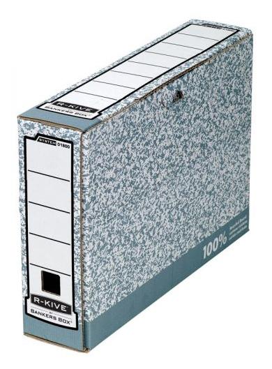 Archivační box Fellowes R-Kive System 80 mm, balení 20 ks