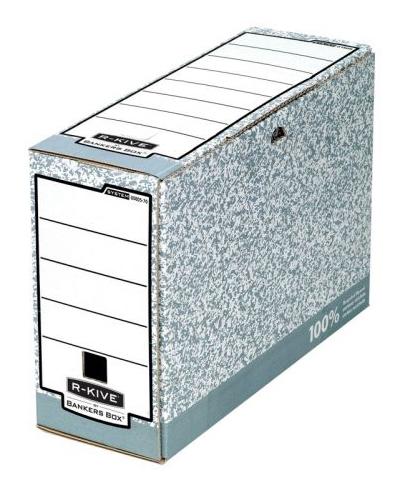 Archivační box Fellowes R-Kive System 105 mm, balení 20 ks