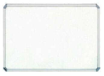 Magnetická bílá tabule DAHLE - Whiteboard, 100 × 150 cm