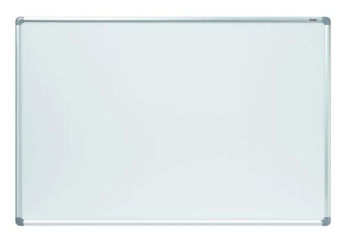 Bílá magnetická tabule Basic-Board 96155, 100 × 200 cm