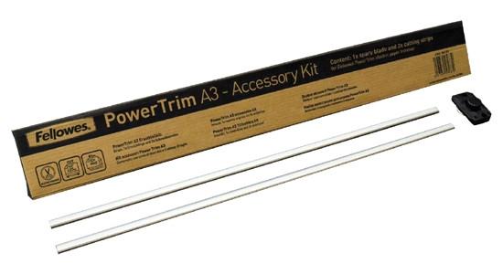 Řezná sada pro Power Trim (2 ks lišta řezná 1 ks nůž)