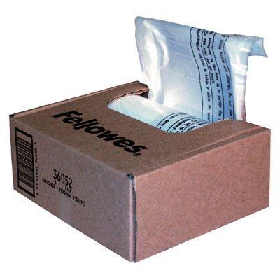 Sáčky do skartovačky - pro všechny typy, balení 100 ks