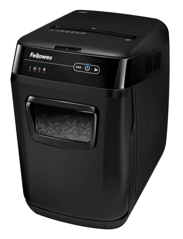 Skartovačka Fellowes AutoMax 130C (4 × 50 mm)