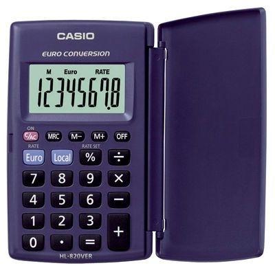 Kalkulačka Casio HL 820VER