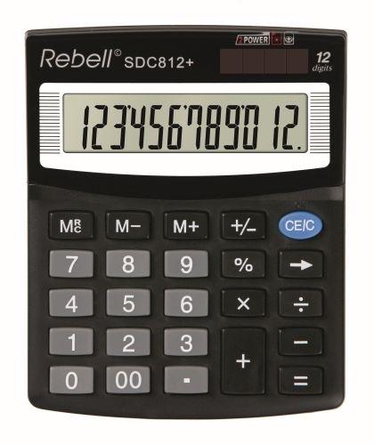 Stolní kalkulačka Rebell SDC812