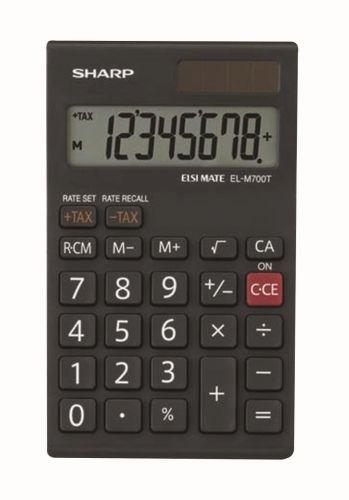 Stolní kalkulačka Sharp ELM700TWH