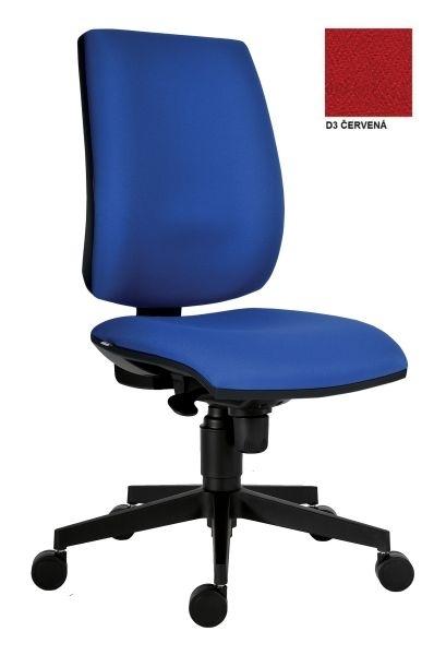 Židle kancelářská 1380 SYN Flute, D3 (červená)