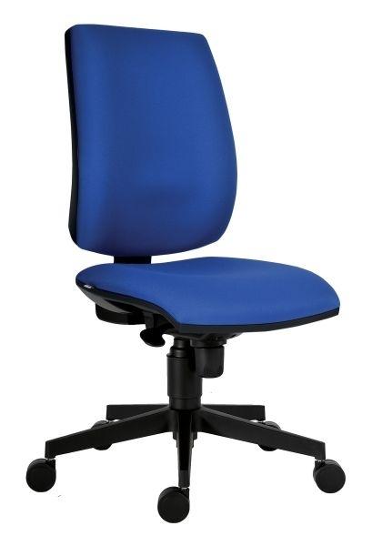 Kancelářská židle 1380 SYN Flute, D4 (modrá)