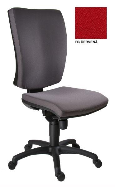 Židle kancelářská 1580 SYN GALA, D3 (červená)