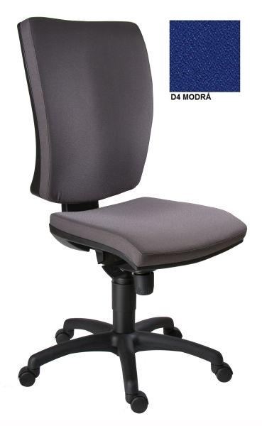 Židle kancelářská 1580 SYN GALA, D4 (modrá)
