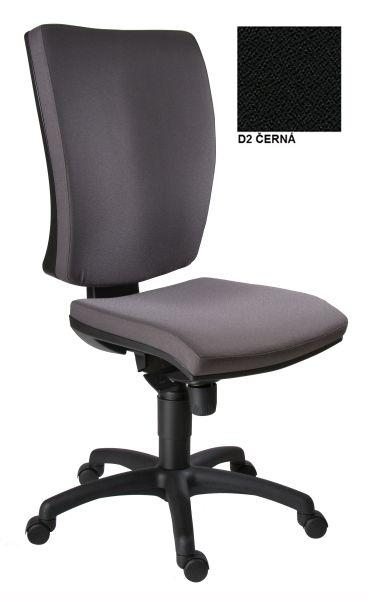 Kancelářská židle 1580 SYN GALA, D2 (černá)