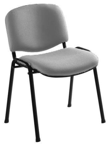 Židle konferenční 1120TN, D5 (šedá)
