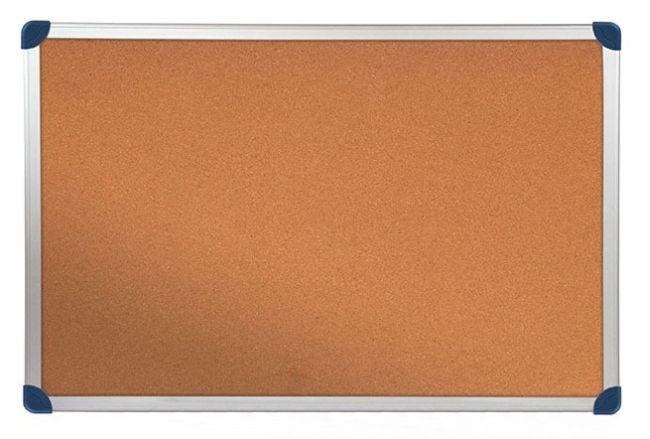 Korková tabule 90 × 120 cm