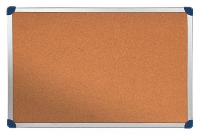 Korková tabule 100 × 150 cm
