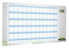 Plánovací tabule roční NOBO PERFORMANCE PLUS