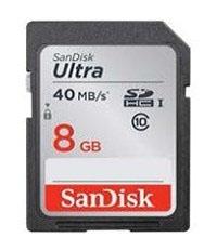 Karta SDHC SanDisk 8 GB Class 10