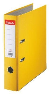 Pákový pořadač Esselte Economy A4 75 mm, žlutý