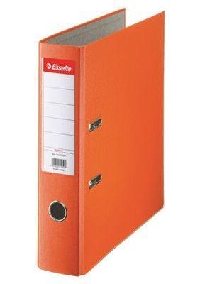 Pákový pořadač Esselte Economy A4 75 mm, oranžový