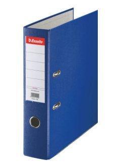 Pákový pořadač Esselte Economy A4 75 mm, modrý