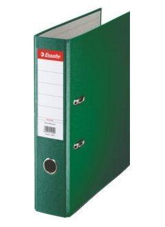 Pákový pořadač Esselte Economy A4 75 mm, zelený