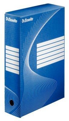 Archivační krabice 10 cm, modrá