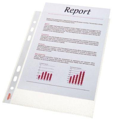 Závěsný obal PVC A5 Standard, transparentní