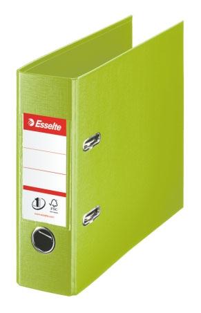 Pákový pořadač A5 PVC, hřbet 75 mm, OBLONG, zelený