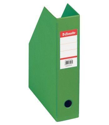 Stojan na časopisy Esselte, zelený