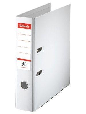 Pořadač pákový Esselte No. 1 Power z PVC A4 75 mm, bílý