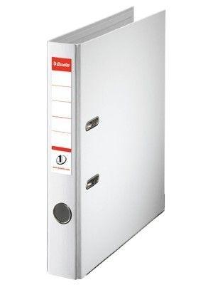 Pořadač pákový Esselte No. 1 Power z PVC A4 50 mm, bílý