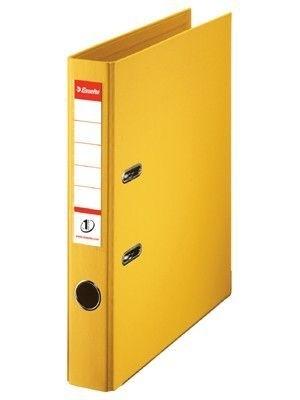 Pořadač pákový Esselte No. 1 Power z PVC A4 50 mm, žlutý
