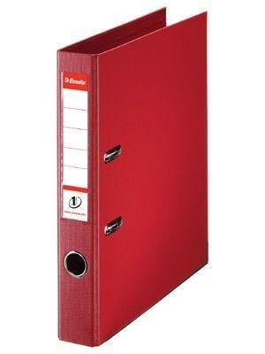 Pořadač pákový Esselte No. 1 Power z PVC A4 50 mm, červený