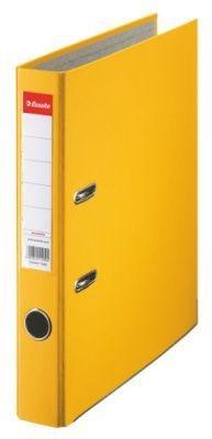 Pákový pořadač Economy A4 50 mm, žlutý