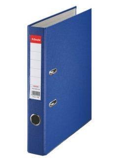 Pákový pořadač Economy, A4, 50 mm, modrý