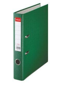 Pákový pořadač Economy, A4, 50 mm, zelený
