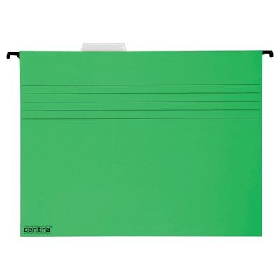 Závěsná složka Centra, zelená, balení 25 ks