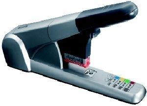 Sešívač velkokapacitní Leitz 5551, stříbrný