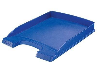 Odkladač Leitz Slim PLUS, modrý